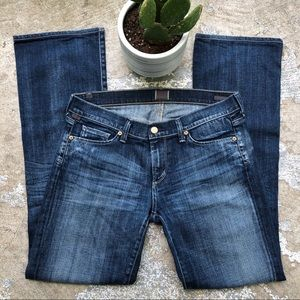 Citizens of humanity Kelly low rise bootcut 30